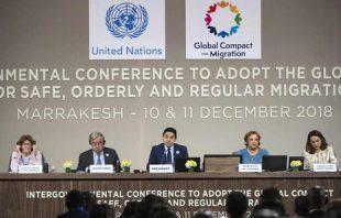 Photo of Aprueban Pacto Mundial Para Una Migración Segura propuso la ONU