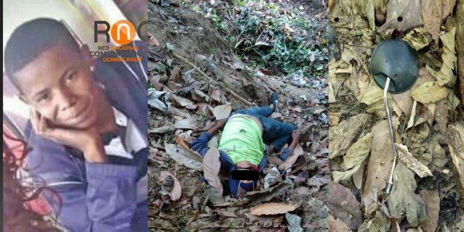 Photo of Encuentran sin vida a este joven luego de salir a hacer su trabajo.