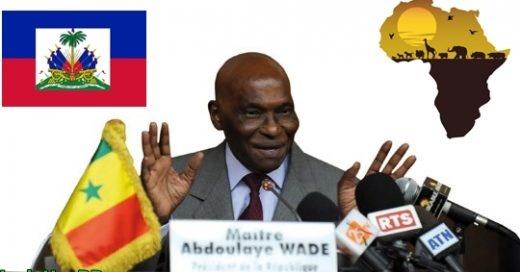 """Photo of Africa ofrece tierras y trabajo a haitianos pero rechazan la propuesta, son """"hijos e hijas de África"""" dice presidente Senegal"""
