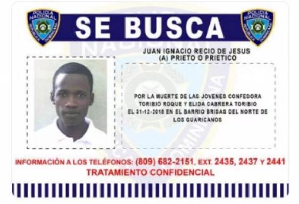 Policía pide ayuda para atrapar al feminicida de Guarícanos