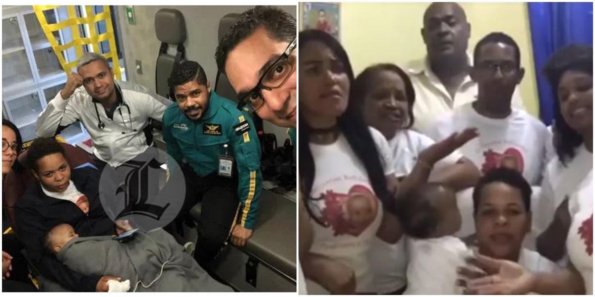 Photo of Bebé Litzy con cardiopatía consigue un millón de pesos para ser operada y viaja esta misma noche