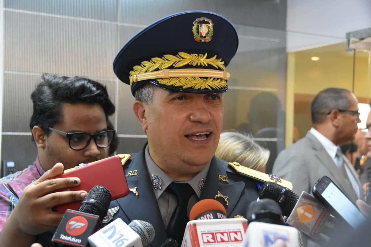 Photo of Director PN: Refuerzo patrullaje redujo delitos en áreas comerciales de la RD