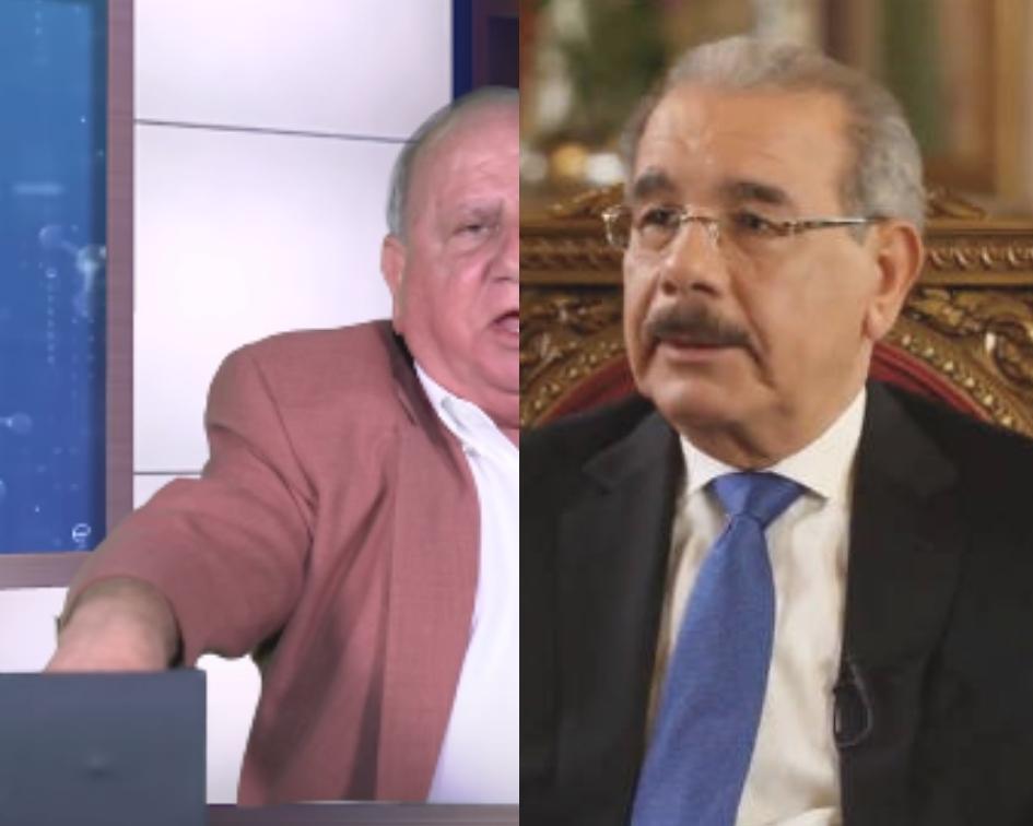 Photo of El Dr Fadul menciona sin miedo nombres de 30 funcionarios que dice que son corruptos apoyados por Danilo Medina