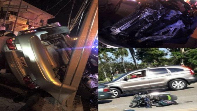 Photo of Sigue en aumento ocurrencia de accidentes de tránsito en vías de Puerto Plata con alto saldo de lesionados