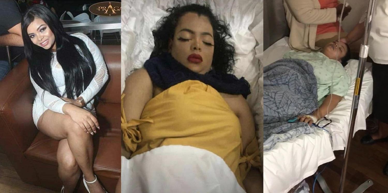 Photo of Velan los restos de la joven que perdió luego de practicarse varias cirugías estéticas.