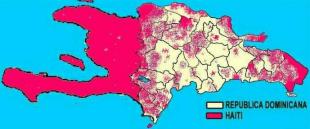 """Photo of """"Ya es imposible sacar a haitianos de RD"""": Grafica muestra el territorio ocupado, experto asegura estamos unidos a Haiti"""