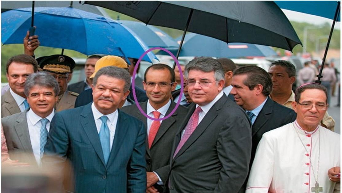 Photo of Leonel Fernández hizo una fortuna firmando contratos de obras para la empresa brasileña Odebrecht