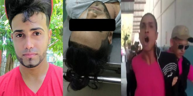 Photo of Atrapan acusado de quitarle la vida al joven Ricaury.