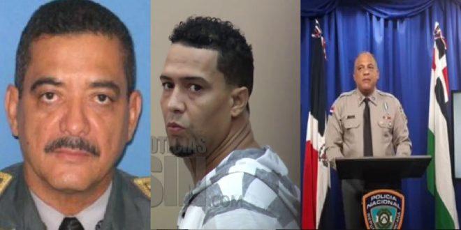 """Photo of Policía confirma """"Buche"""" disparó a coronel Ramos."""
