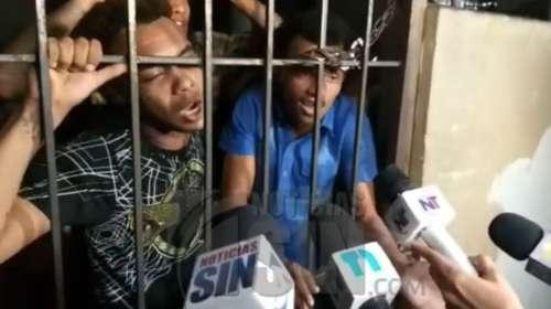 Photo of Declaraciones de los jóvenes se grabaron mientras robaban celular