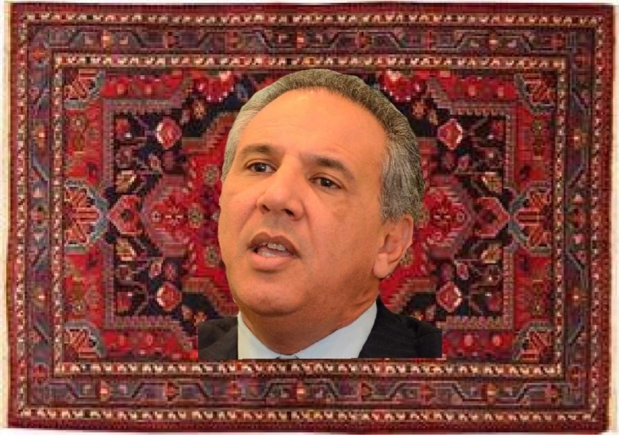 """Photo of Ministerio Admin. Presidencia gastó 683,200 pesos en una """"alfombra persa"""""""
