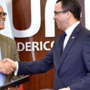 Educación y el Codue firman acuerdo institucional