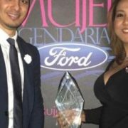 """Presidenta de NYDO de Policía de Nueva York, """"Mujer Legendaria 2018"""" de premio Ford Motor Company"""