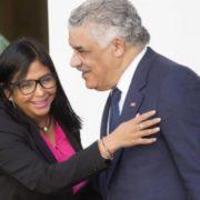 Miguel Vargas afirma sostuvo comunicación con vicepresidenta de Venezuela