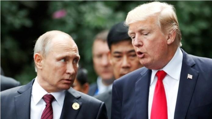 "Photo of Rusia aseguró que quiere ""llevar a cabo un diálogo"" con EEUU"