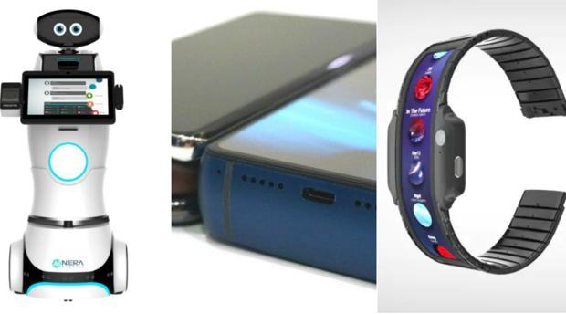 Photo of El Mobile World Congress no solo va de móviles: aquí van los gadgets más extraños y curiosos