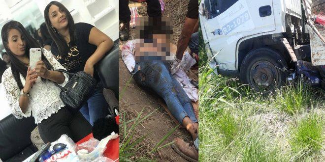 Photo of Dos hermanas sufren terrible accidente.