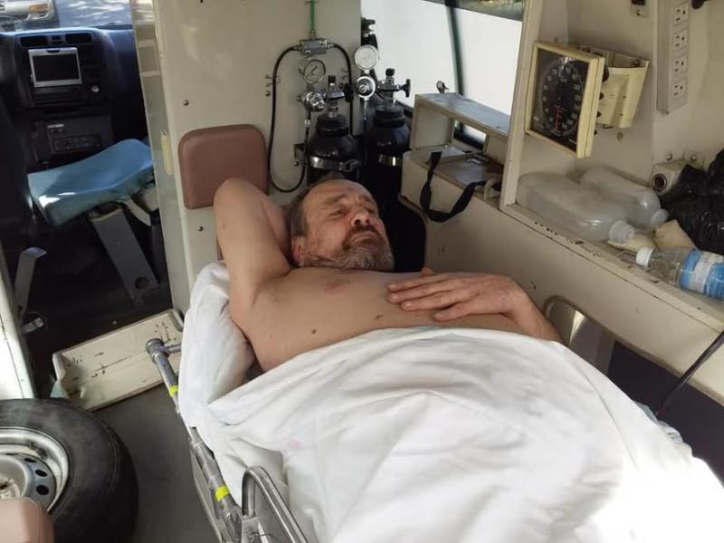 Photo of Rescatan ciudadano suizo que había sido secuestrado hace dos años en Dajabón