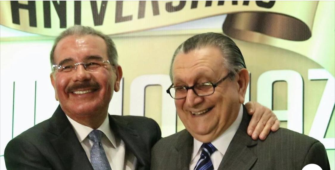 Photo of Danilo perdonó deuda multimillonaria a Julio Jazím por intercamio de publicidad de gobierno, aseguran