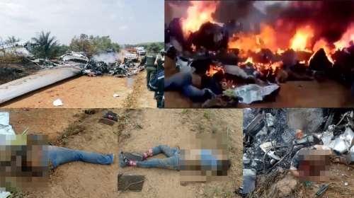 Photo of Cae un avión en Colombia: 12 muertos