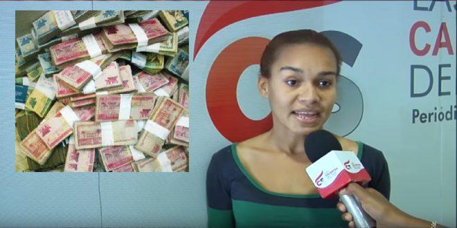 Photo of Engañan banquera con 700 mil pesos.