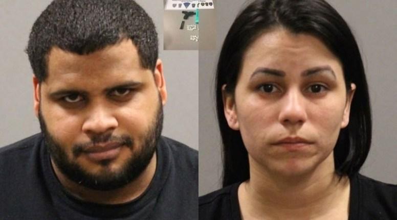 Photo of Arrestan pareja dominicana con 5,300 bolsas de heroína en Massachusetts