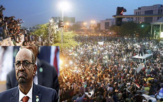 Photo of «No hay mal que dure 100 años» Ejército pone oído en corazón del pueblo y derroca a Omar al Bashir
