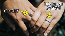 Photo of Crean anillo que te informa si te fueron infiel, tiene GPS