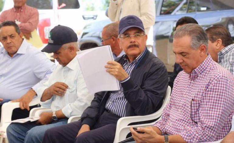 Photo of Danilo visita ganaderos de Pedro Corto, San Juan