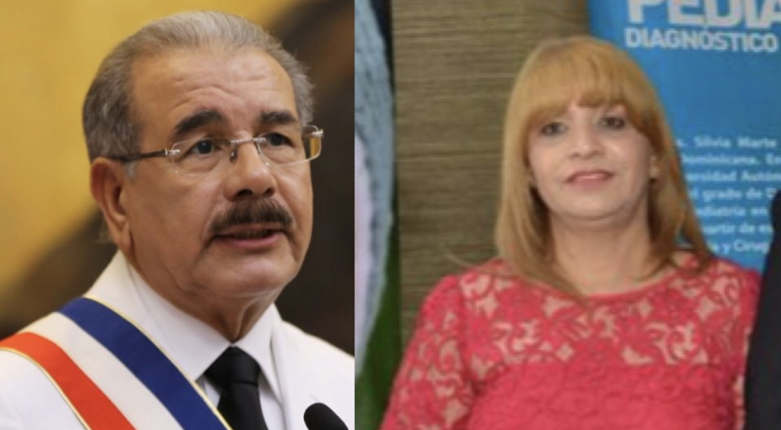 Photo of Hermana de Danilo Medina cobra RD $ 326 mil mensual en institución gubernamental