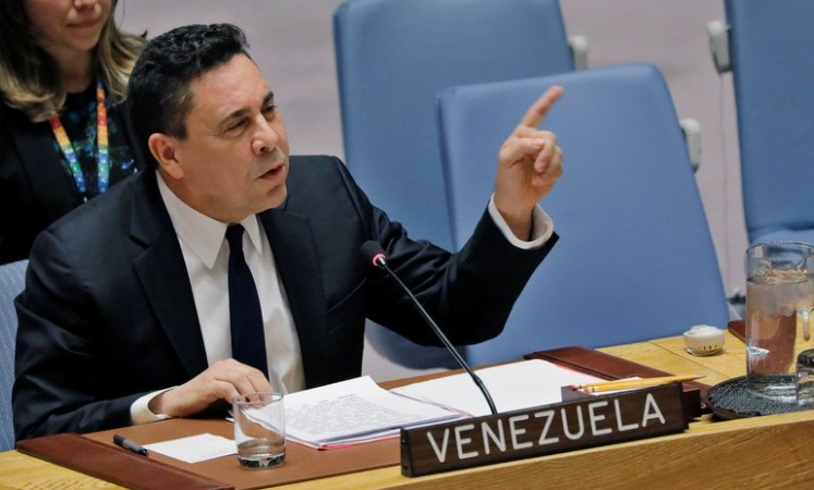 Photo of Embajador de Venezuela en la ONU: «Hemos derrotado un nuevo intento por crear una guerra civil»
