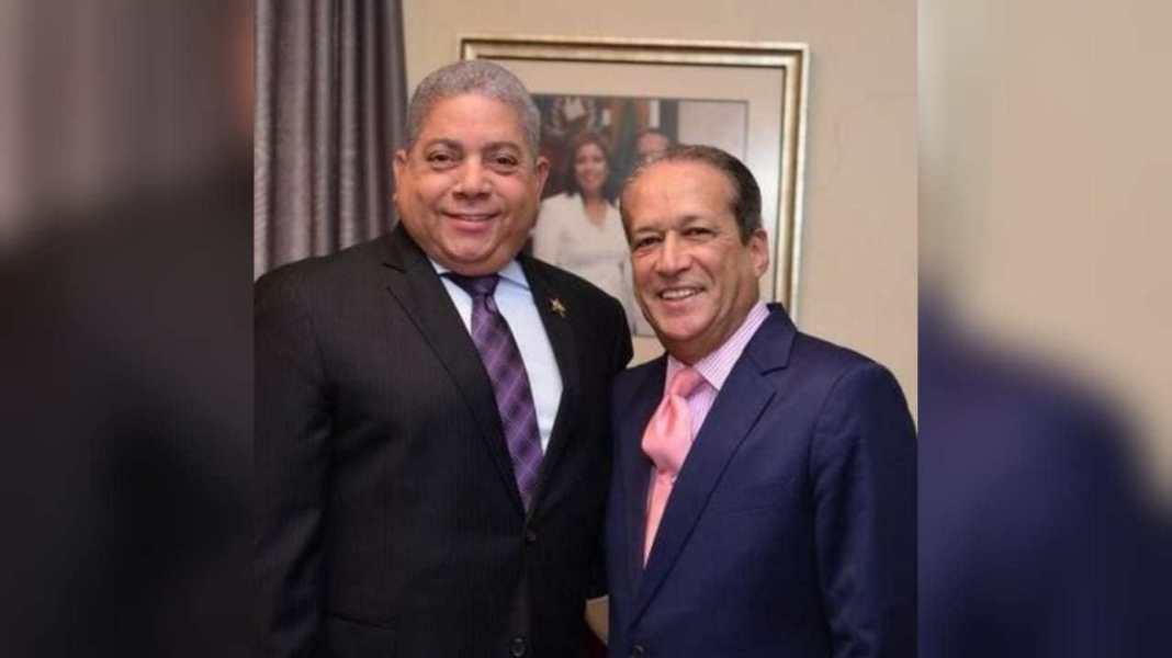 Photo of Hija y esposa de director de campaña Reinaldo Pared cobran RD$230,000 en el gobierno