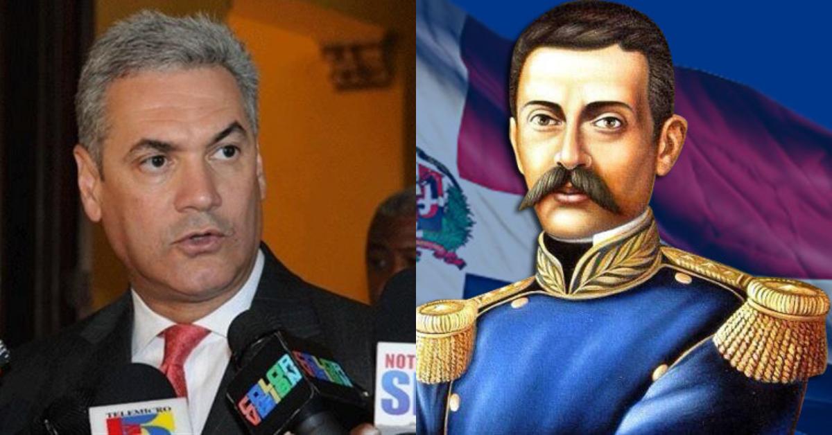 Photo of Danilismo compara el trabucazo de Mella con anuncio de Gonzalo Castillo promocionando la reelección pagado con el dinero del pueblo