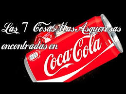Photo of Las 7 cosas más asquerosas encontradas en bebidas de Coca Cola | Dross Rot zank