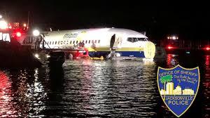 Photo of Un avión con 140 pasajeros cayó en un río en Florida