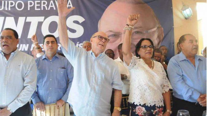 Photo of Hipólito Mejía asegura que el PRM y su candidatura están preparados para echar del poder al PLD