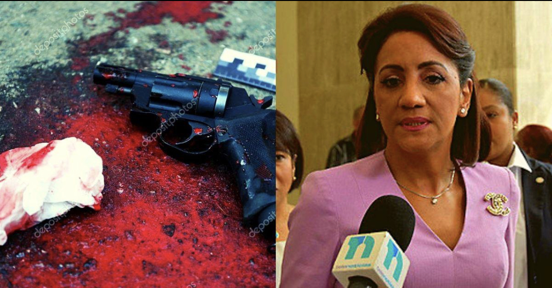Photo of Crimen organizado toma control de República Dominicana: Hieren de ocho balazos al seguridad del padre de la primera dama