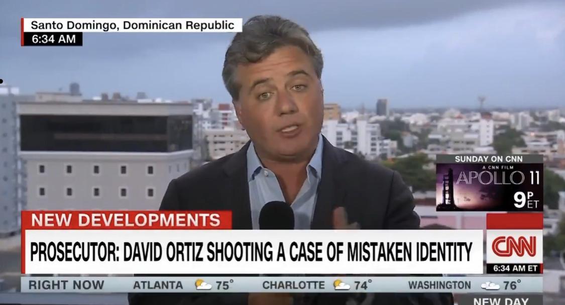 Photo of Periodista CNN: Procurador dice que David Ortíz no era objetivo pero documentos de la fiscalía dicen que sí