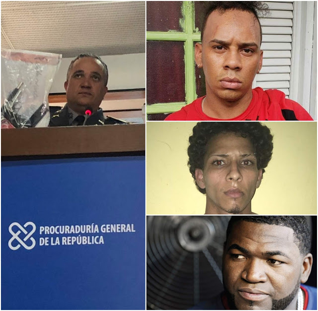 "Photo of ""Les ofrecieron 400 mil pesos para ejecutar a David Ortiz"" ; PN No han identificado autor intelectua"