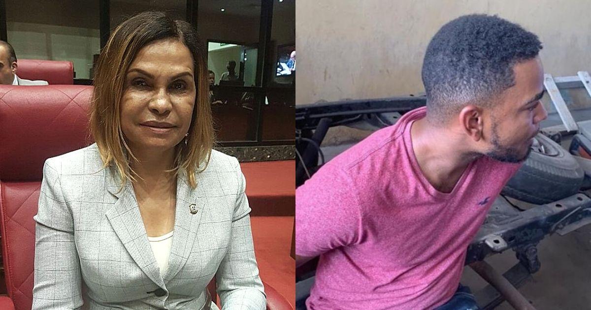 Photo of Se filtra audio donde se escucha que la senadora Sonia Mateo obstaculizo a la justicia liberando a su sobrino de un presunto caso de drogas