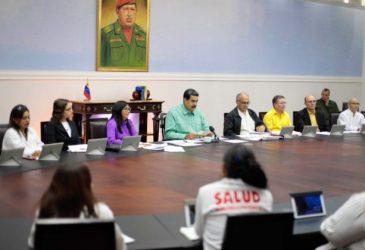 """Photo of Maduro firmará acuerdo con Cruz Roja para """"acelerar"""" ayuda humanitaria a Venezuela"""