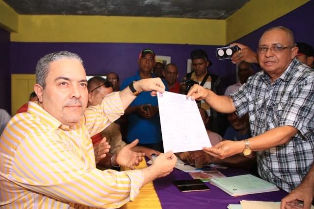 Photo of Felix Cabrera ya inscrito para ser el nuevo senador de la provincia Hermanas Mirabal