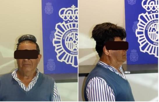 Photo of Detienen hombre que ocultaba medio kilo de cocaína debajo de su peluquín