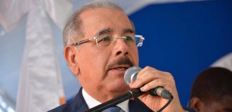 """Photo of Mike Pompeo: """"Danilo mostró compromiso con los principios democráticos y constitucionales"""""""