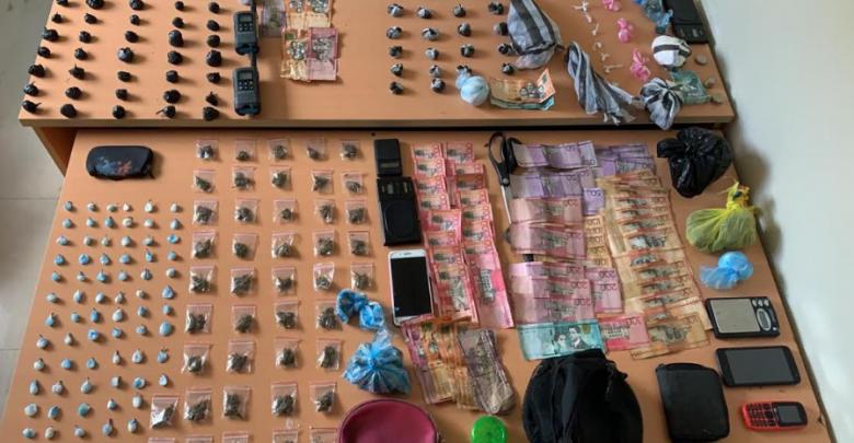 Photo of Evitan la venta y consumo de más de 12 kilos de drogas durante operativos