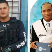 Otro agente le quitó la vida accidentalmente a un cabo en en San Víctor