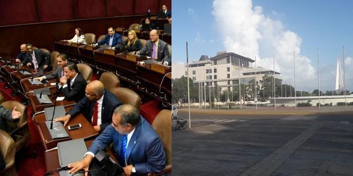 Photo of Luego de Danilo descartar reelección, desmilitarizan Congreso y legisladores votaron con normalidad