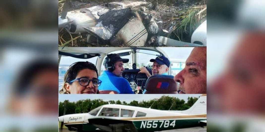 Photo of Encuentran cadáveres de cuatro tripulantes de una avioneta desaparecida en Barahona