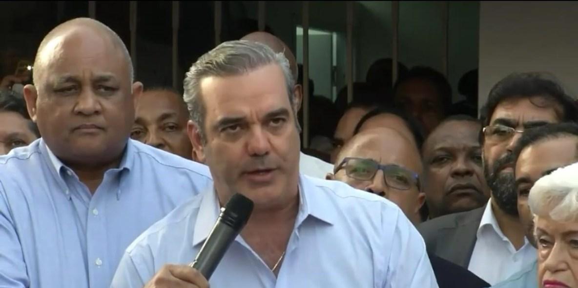 Photo of Luis Abinader: «Si someten reforma constitucional vamos a ir a las calles»