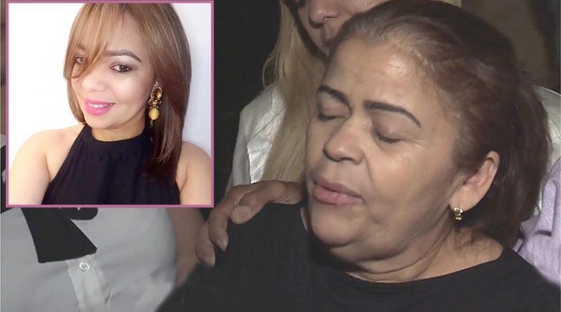 Photo of Estilista Mocana asesinada por esposo no lo denunció porque no quería volver a verlo preso